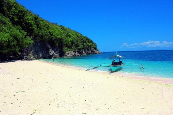 Puting Buhangin, Pagbilao Grande Island, Quezon