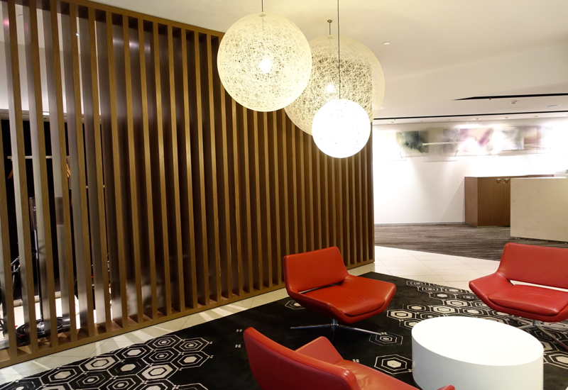 Review: Qantas International Business Class Lounge, Melbourne