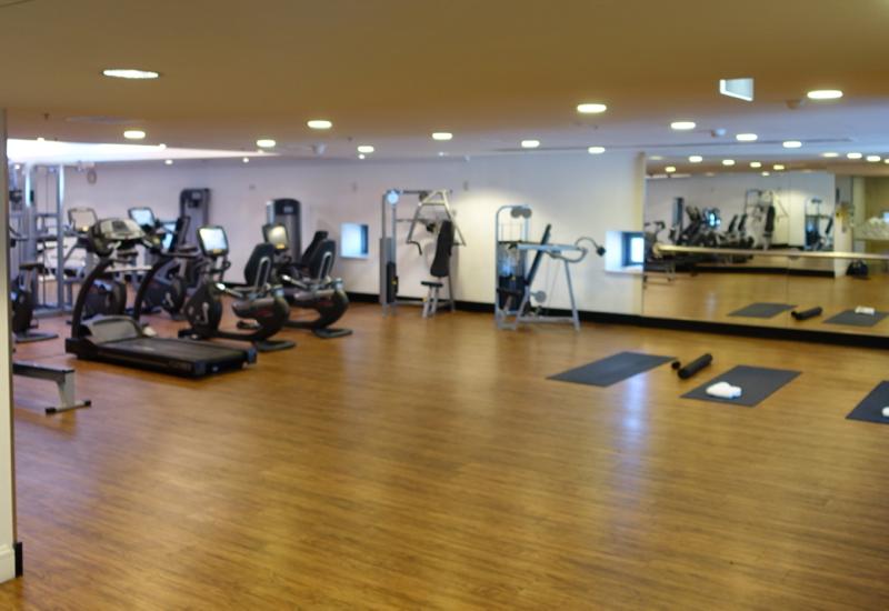Fitness Center, Shangri-La Sydney Review