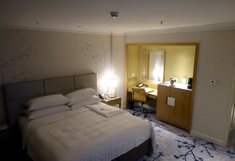 Review: Shangri-La Sydney Horizon Club Opera House City View Room