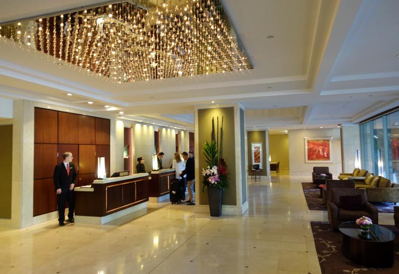 Lobby, Shangri-La Sydney
