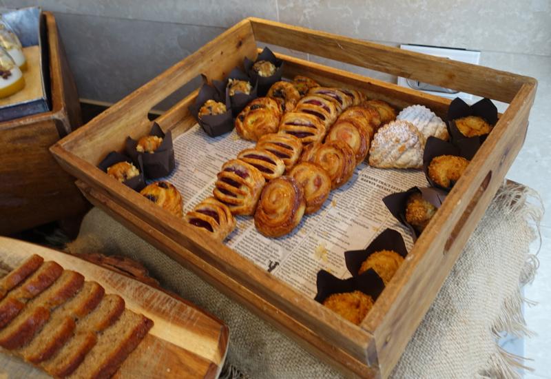 Breakfast Pastries, Horizon Club Lounge, Shangri-La Sydney Review