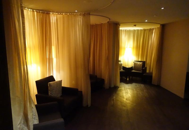 CHI Spa Relaxation Area, Shangri-La Sydney Review