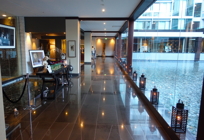 Review: Sofitel Auckland Viaduct Harbour, New Zealand