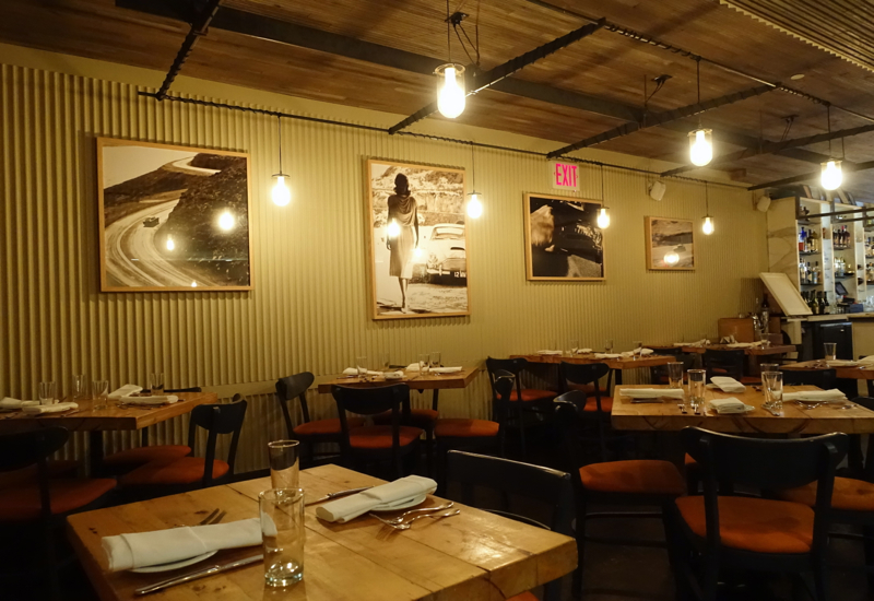 Amali Restaurant Nyc