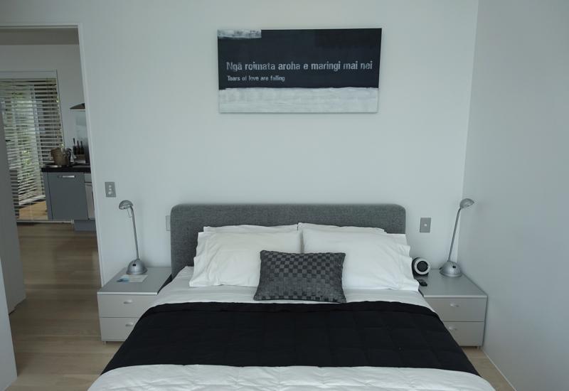 Eagle Spirt Bedroom, Eagles Nest Review, Bay of Islands