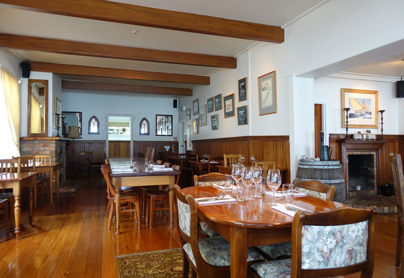 The Gables Restaurant Review, Russell New Zealand
