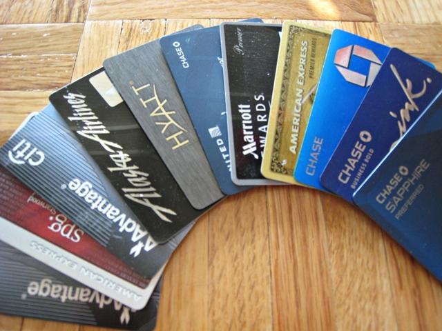 Casino Credit Cards