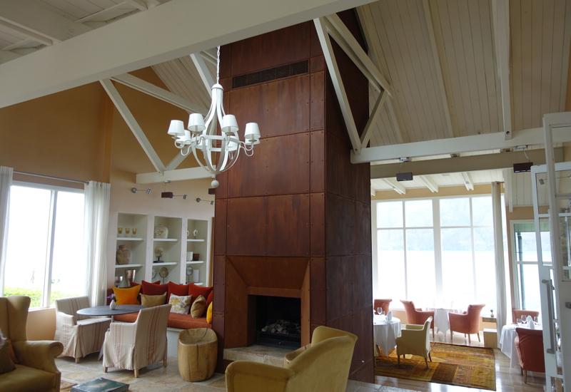 Matakauri Lodge Living Room