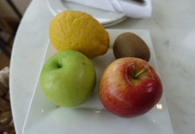 Welcome Fruit, Matakauri Lodge Review