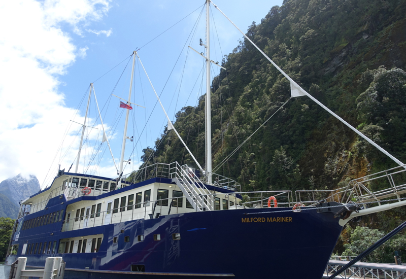 Milford Mariner, Milford Sound Cruise Review with Real Journeys