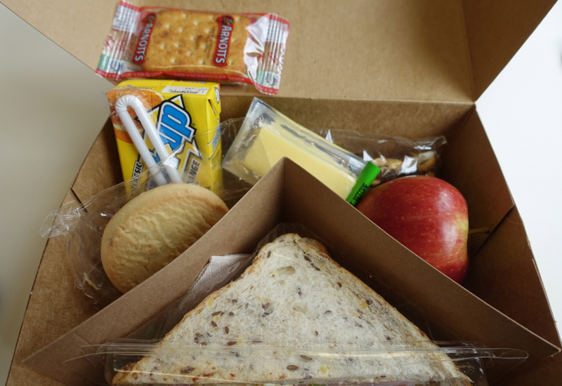 Poor Quality Picnic Lunch, Milford Sound Cruise Review