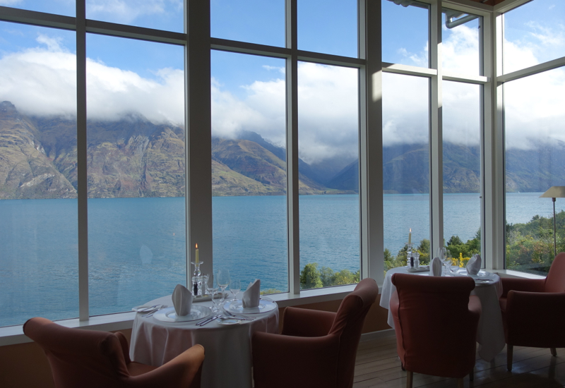 Matakauri Lodge Dining Review, Queenstown New Zealand