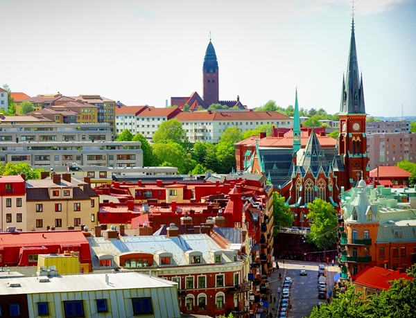 Gothenburg (Göteborg), Sweden