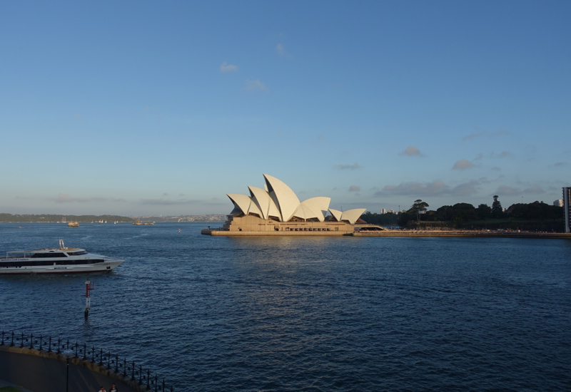Review: Park Hyatt Sydney Opera Deluxe Room