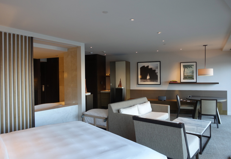 Opera Deluxe Room, Park Hyatt Sydney Review