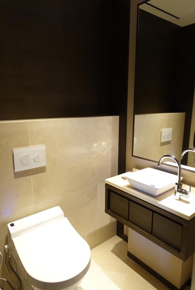 Toto Toilet, Opera Deluxe Room, Park Hyatt Sydney Review