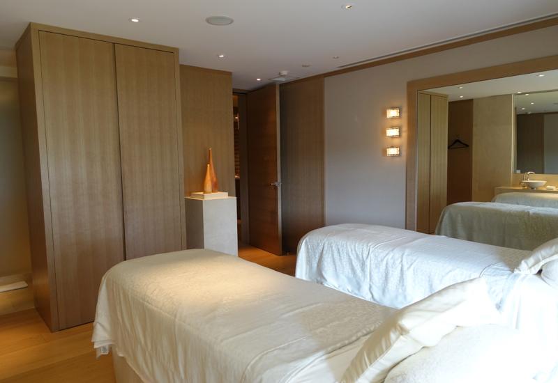 Couple's Spa Suite, Park Hyatt Sydney Review