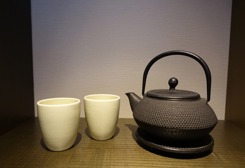 Teapot and Cups, Park Hyatt Sydney Review
