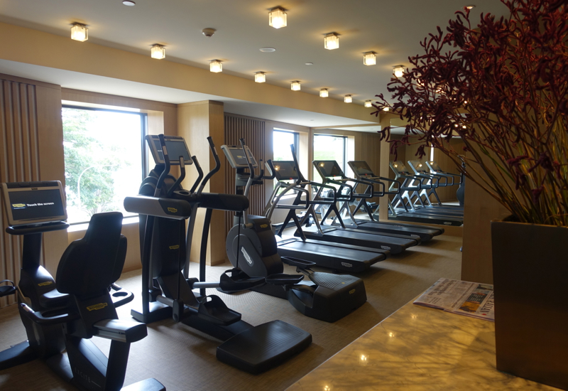 Review: Park Hyatt Sydney Fitness Center