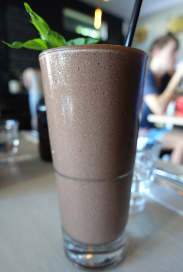 Super Food Smoothie, Social Brew Cafe Sydney Review