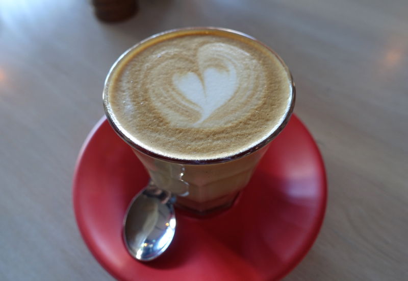 Cappuccino, Social Brew Cafe Sydney Review