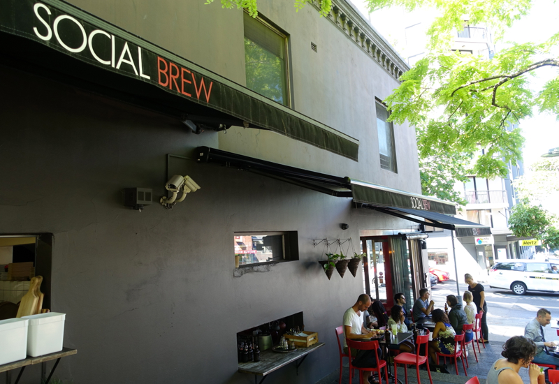 Social Brew Cafe Sydney Review