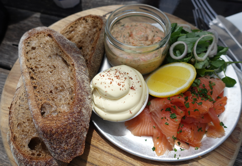 Trout Board, The Boathouse Palm Beach Review