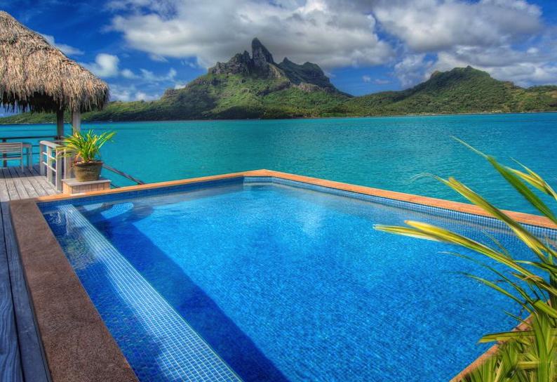 St. Regis Bora Bora: Virtuoso 4th Night Free