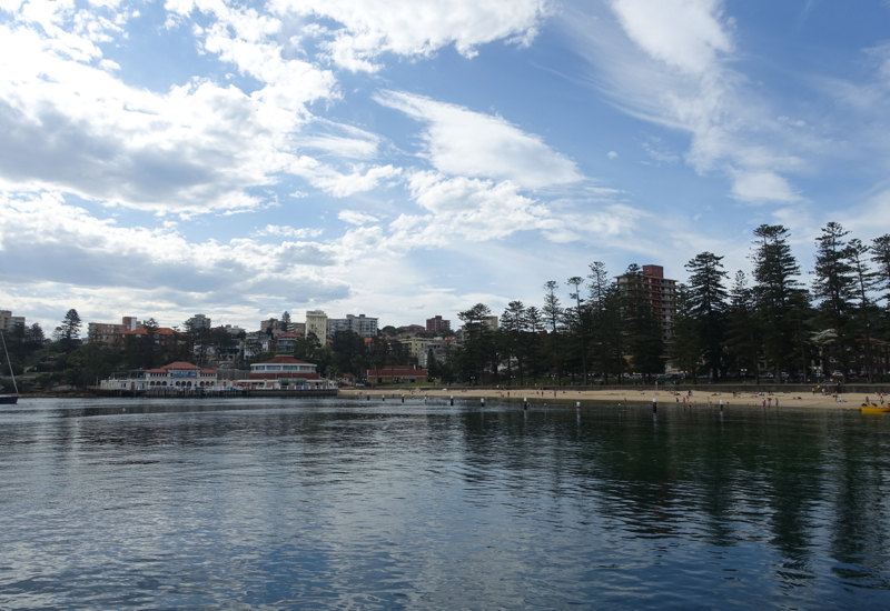 Manly Ferry Review: Departing Manly