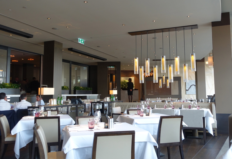 The Dining Room Restaurant Park Hyatt Sydney