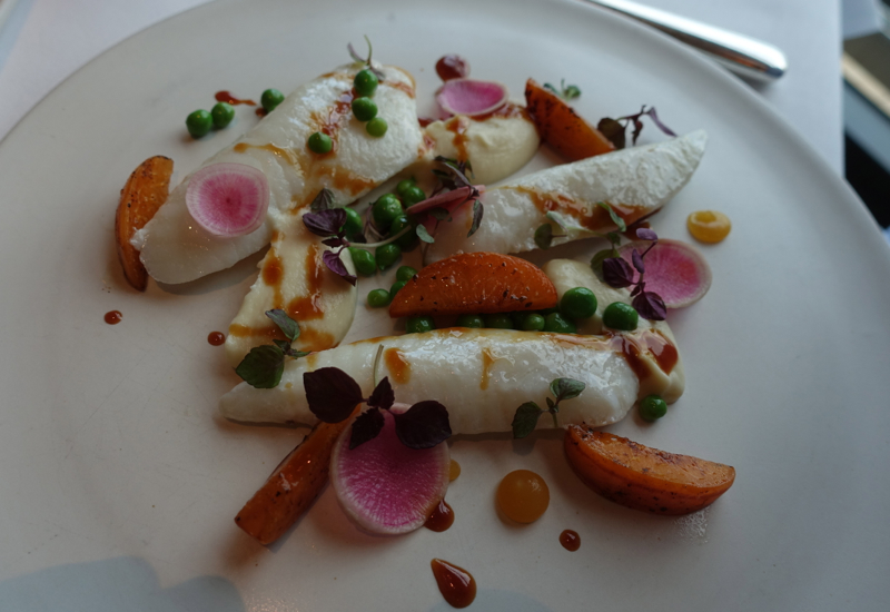 John Dory Fish, Park Hyatt Sydney Review