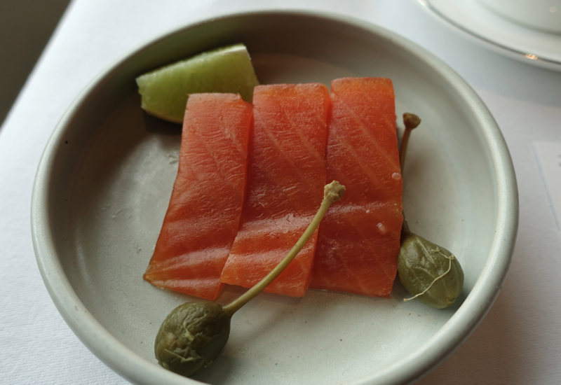 Smoked Salmon, Breakfast Buffet at Park Hyatt Sydney Review