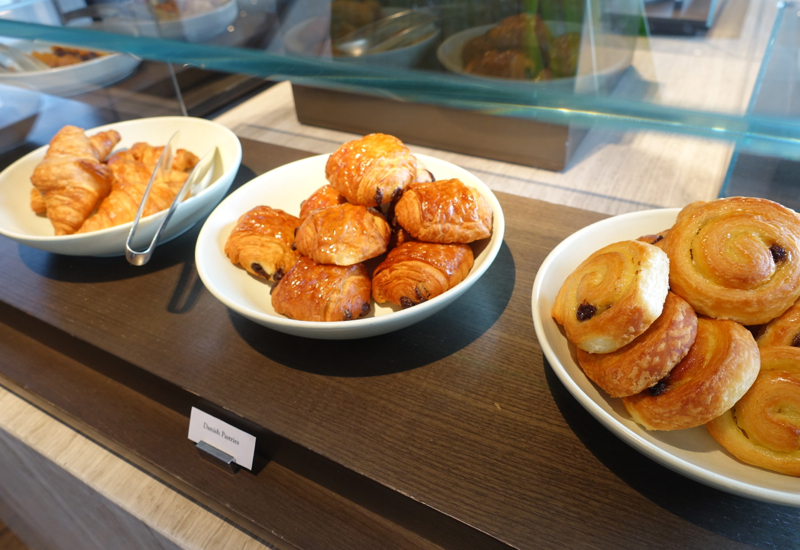Pastries, Breakfast Buffet at Park Hyatt Sydney Review