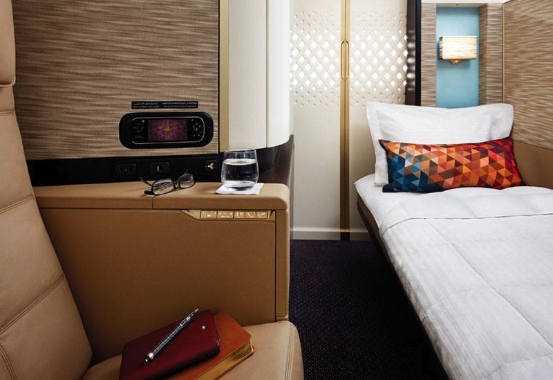 New Zealand Award Travel: Etihad First Apartment A380