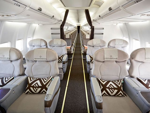 New Zealand Award Travel in First Class and Business Class