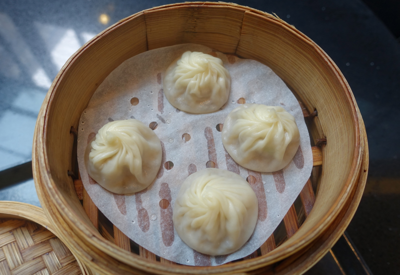 Xiao Long Bao (Pork Soup Dumplings), Din Tai Fung Sydney Review