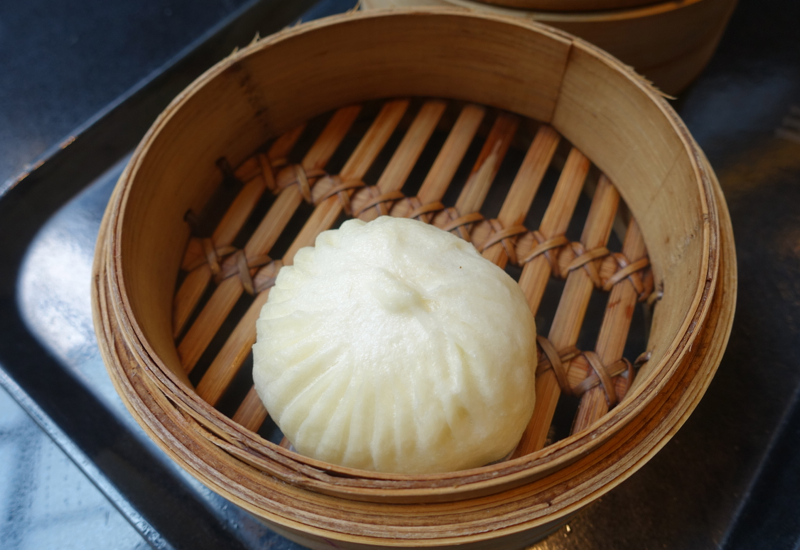 Steamed Pork Bun, Din Tai Fung Sydney Review