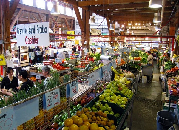 Seafood Farmers Markets And Views In Vancouver - The 10 freshest farmers markets in canada