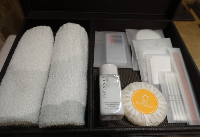 Toiletries, Hyatt Capital Gate Abu Dhabi Review