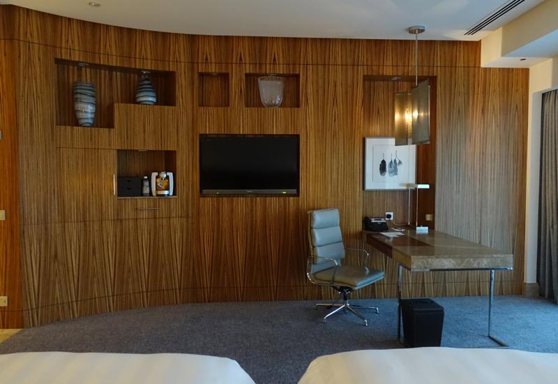 Standard Room, Hyatt Capital Gate Abu Dhabi Review