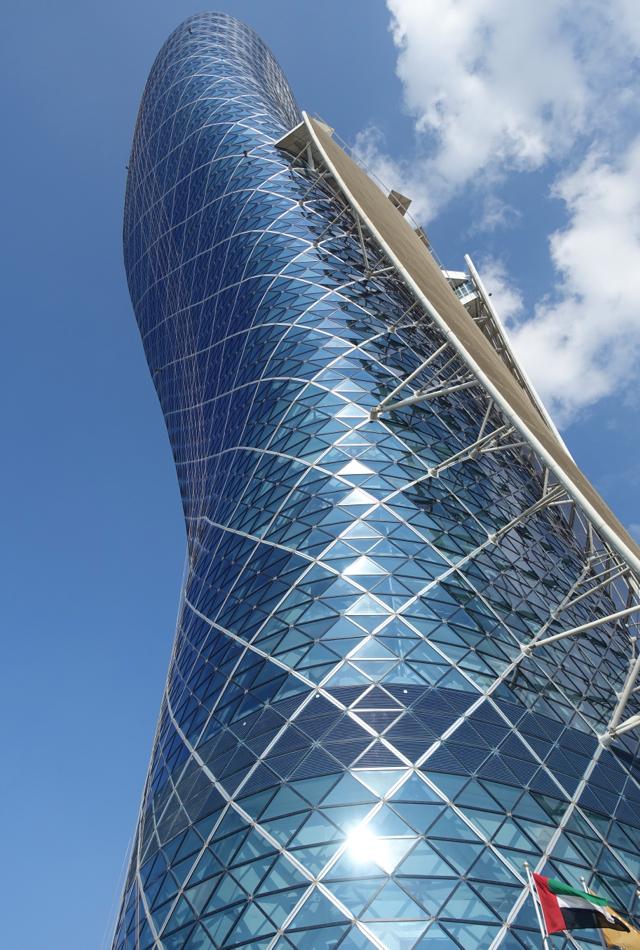 Review Hyatt Capital Gate Abu Dhabi