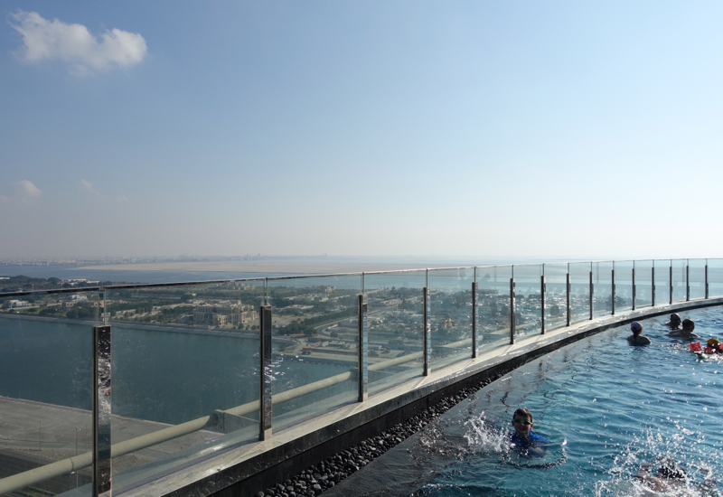 Review: Hyatt Capital Gate Abu Dhabi