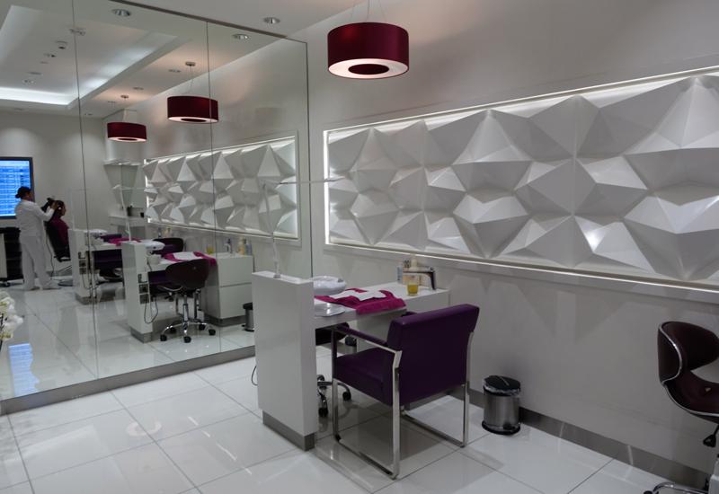 Style Salon, Etihad Premium Lounge Abu Dhabi Review