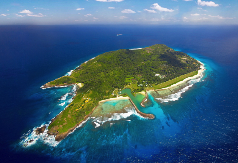 Book Fregate Island Private with Oetker Collection Pearl Partner Benefits