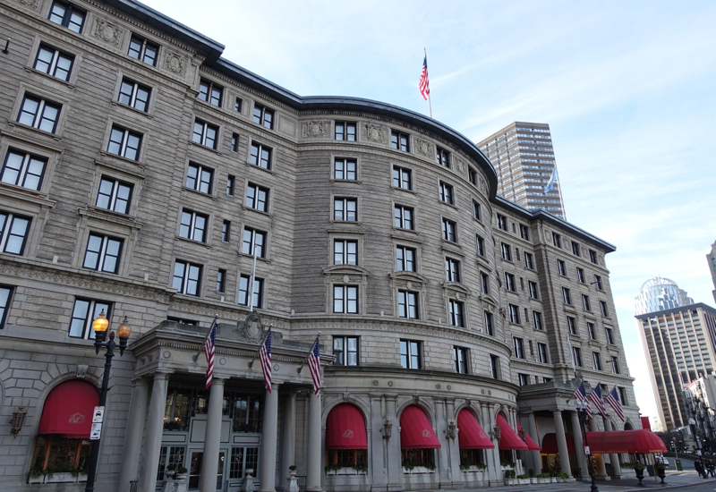 Review: Fairmont Copley Plaza Boston Hotel