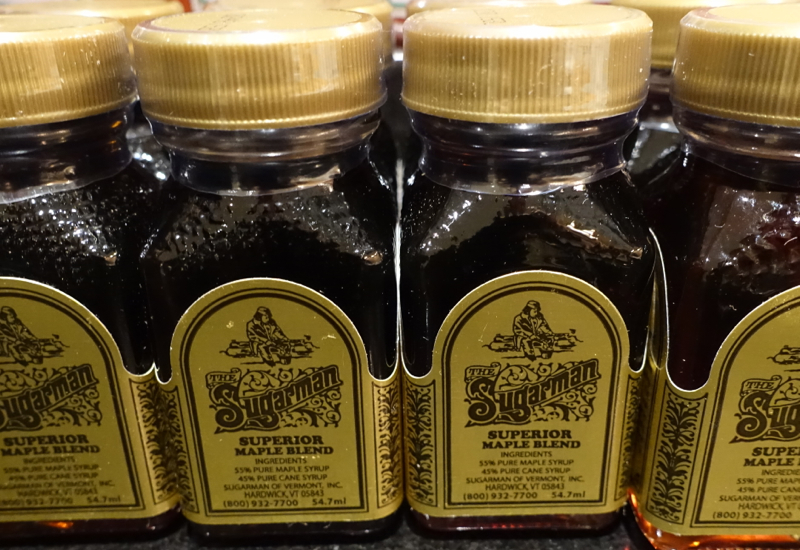 Adulterated Maple Syrup, Fairmont Copley Plaza Gold Floor Club Lounge Review