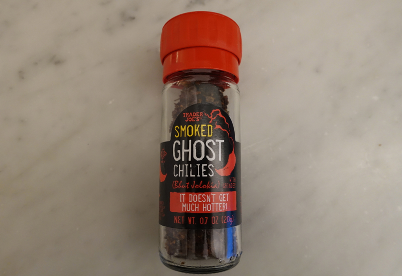 8 Foods We Pack When Traveling: Smoked Ghost Chilies