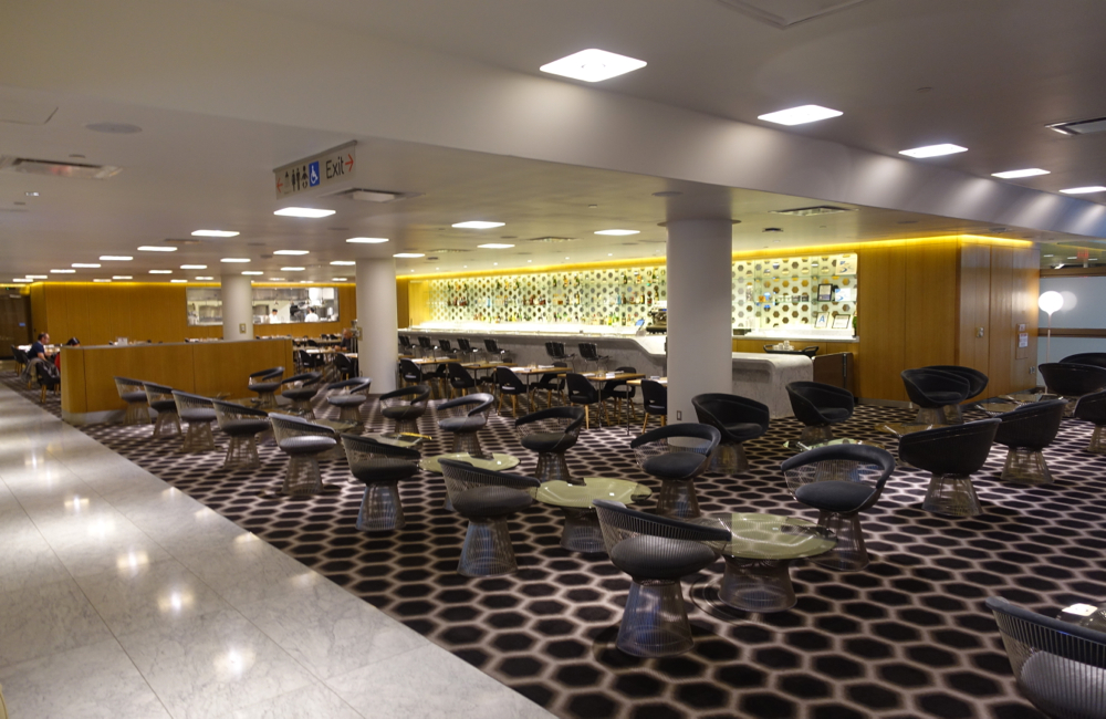Use the Qantas First Class Lounge at LAX Without Going Through TBIT Security
