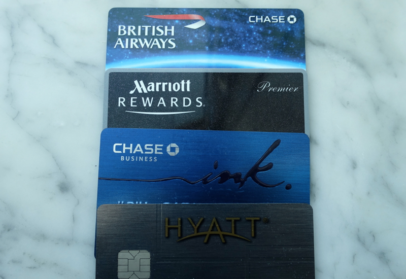 Which Chase Credit Cards to Apply for Before 5/25 Rule Takes Effect?